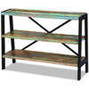 Picture of Sideboard 3 Shelves - Solid Reclaimed Wood