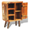Picture of Storage Cabinet with One Door Vintage Antique-style - Reclaimed Wood