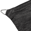 Picture of Sunshade Sail HDPE Rectangular 13.1'x19.7' Anthracite