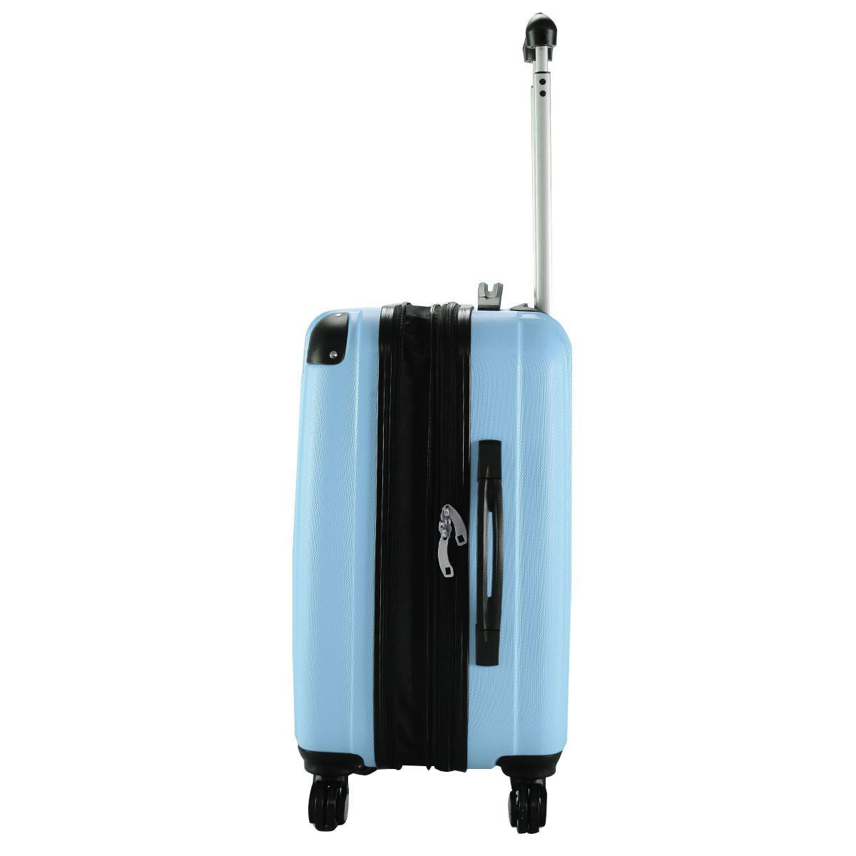 "Picture of Trolley Suitcase Expandable - 20"" Blue"