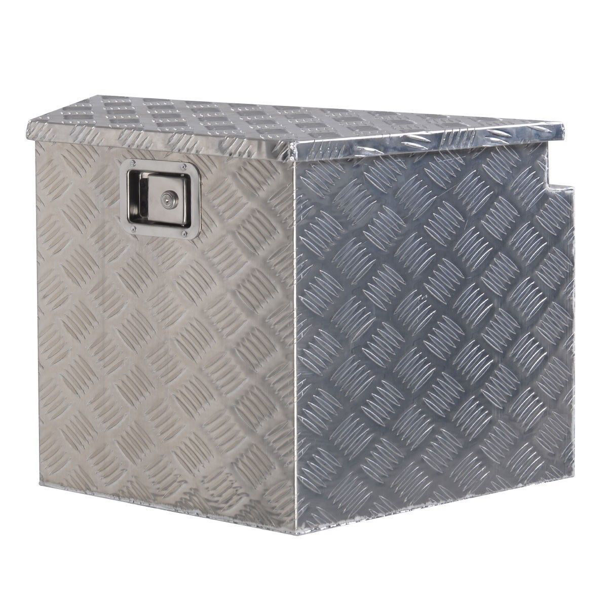 Picture of Tool Box Aluminum for Trailer Truck Pickup Tongue