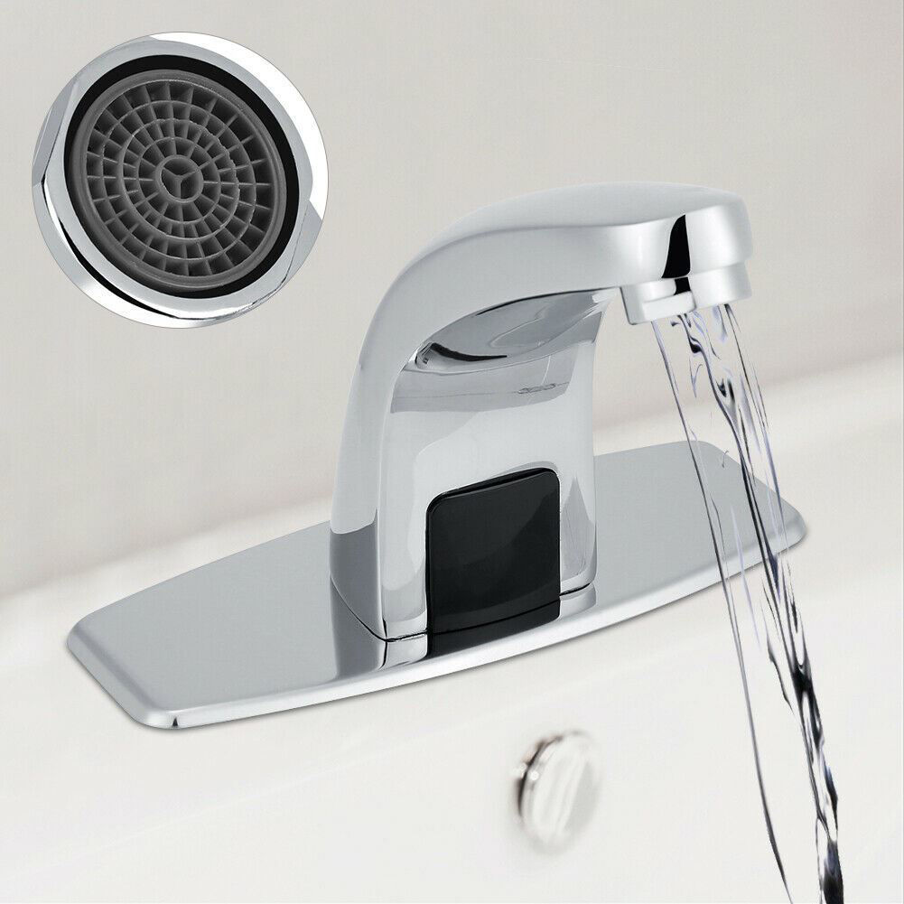 Picture of Touchless Automatic Sensor Faucet Tap