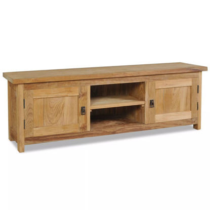 "Picture of TV Cabinet 47"" - Solid Teak"