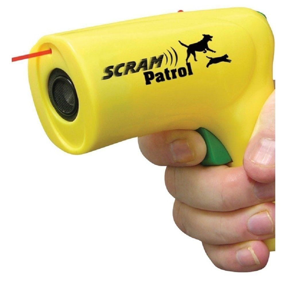 Picture of Ultrasonic Scram Patrol Repeller