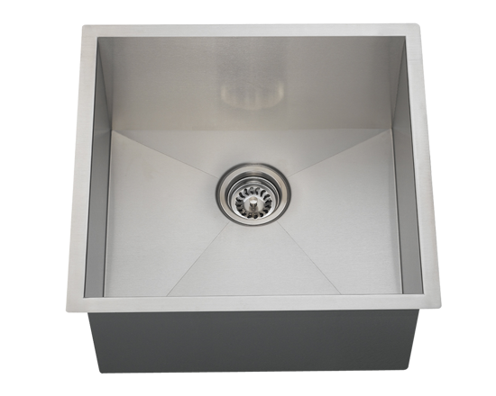 Picture of Utility Rectangular Stainless Steel Sink