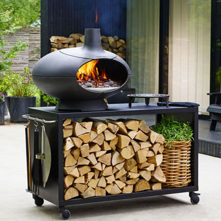 Picture for category OUTDOOR FIREPLACES & HEATERS