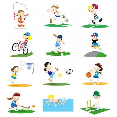 Picture for category KIDS FITNESS