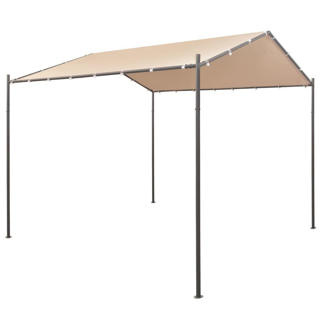 Picture of Outdoor Gazebo Tent - Steel Beige