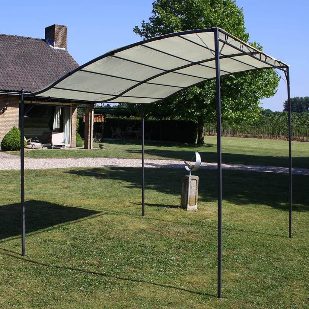 Picture of Outdoor Gazebo Tent - Cream White