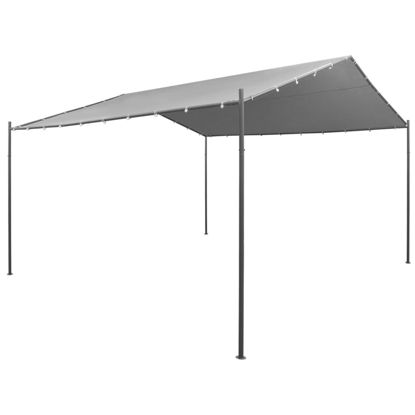 Picture of Outdoor Steel Gazebo Tent - Anthracite