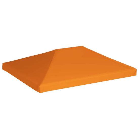 Picture of Outdoor Gazebo Top Cover - Orange