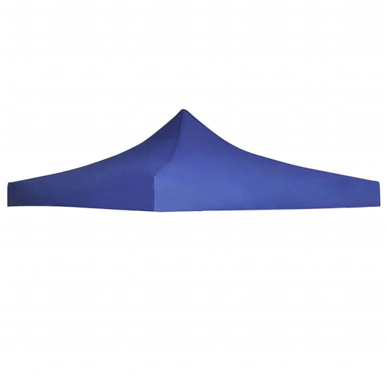Picture of Outdoor Canopy Top Replacement 9.8ft x 9.8ft - Blue
