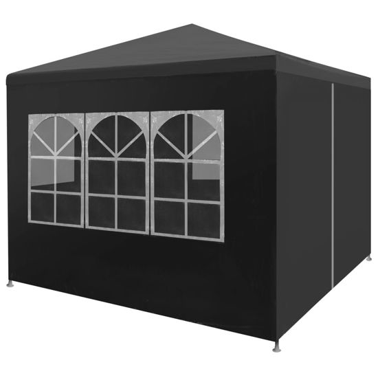 Picture of Outdoor 10' x 10' Tent - Anthracite