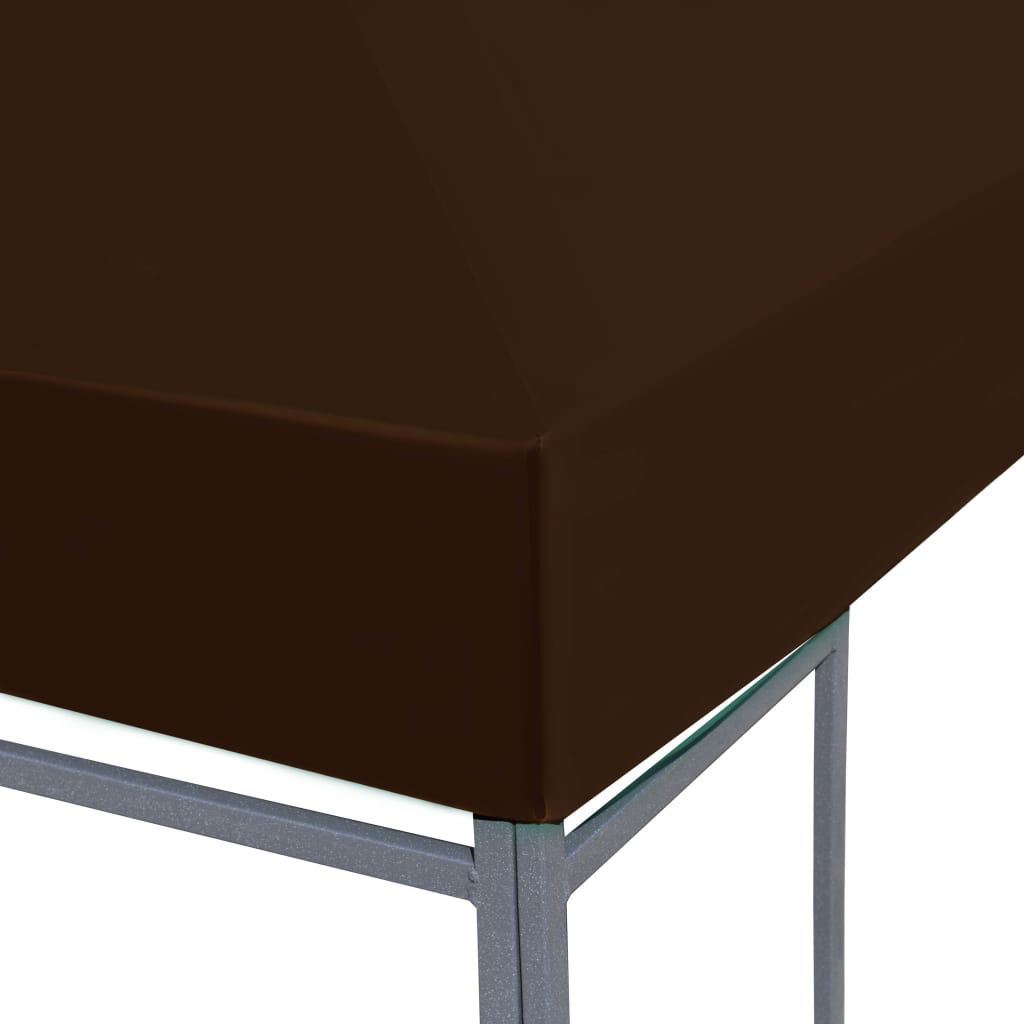 Picture of Outdoor Gazebo Top Replacement - Brown