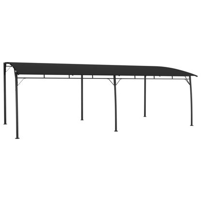 Picture of Outdoor Garden Awning Tent - Anthracite