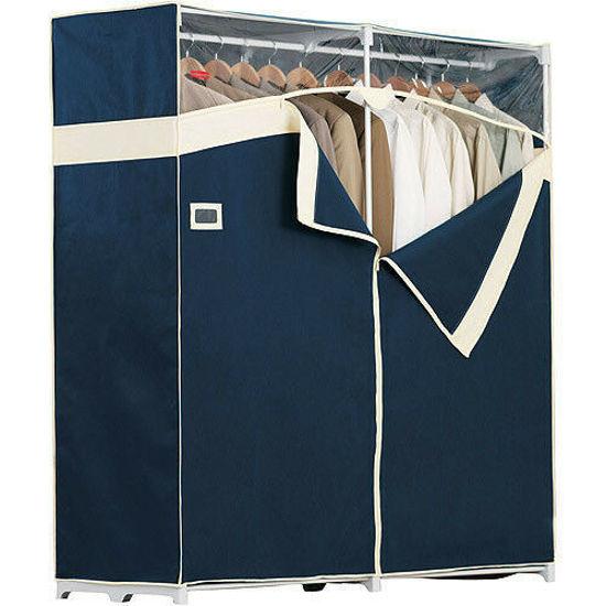 "Picture of Garment Closet Rubbermaid 60"""
