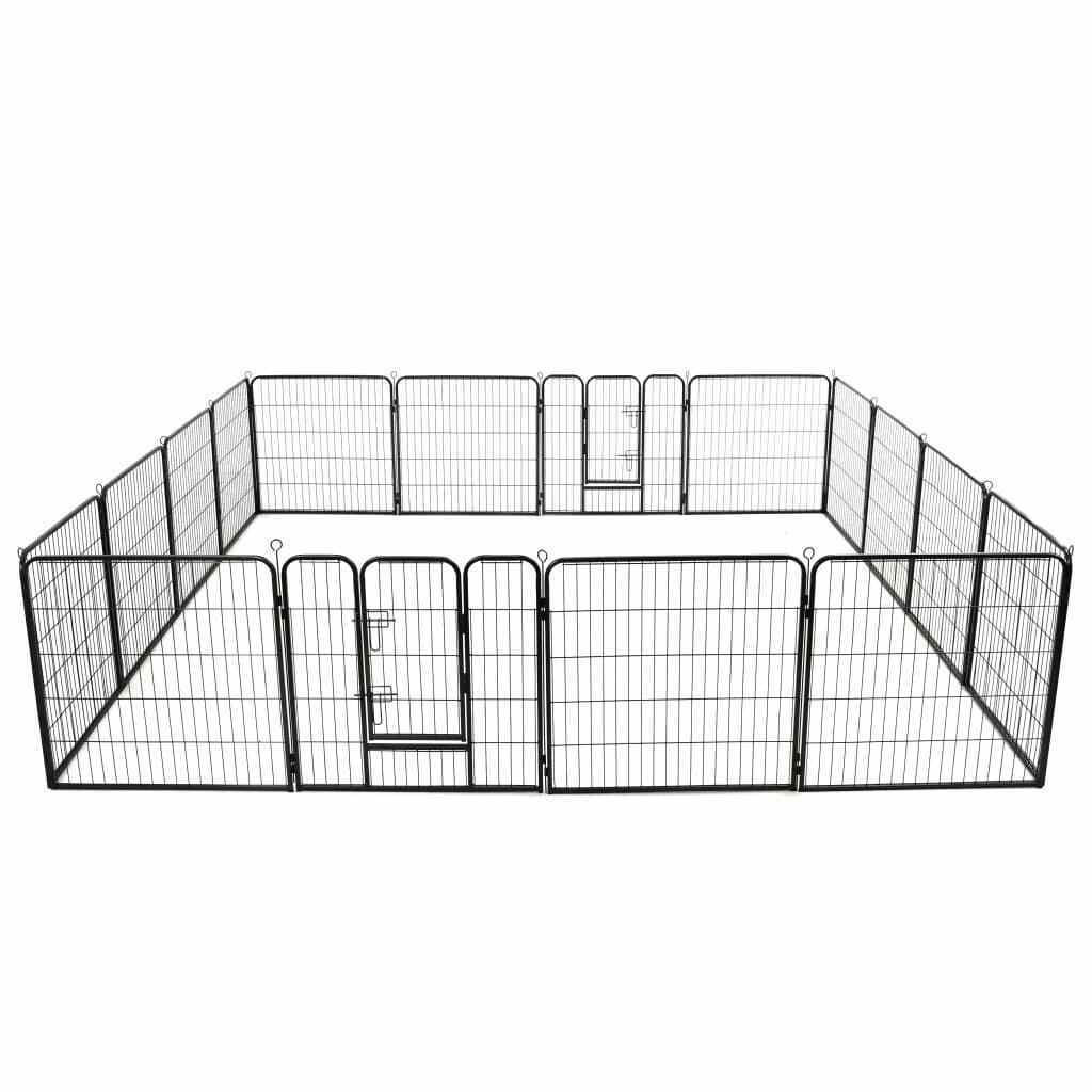 """Picture of Dog Pet Playpen 31"""""""
