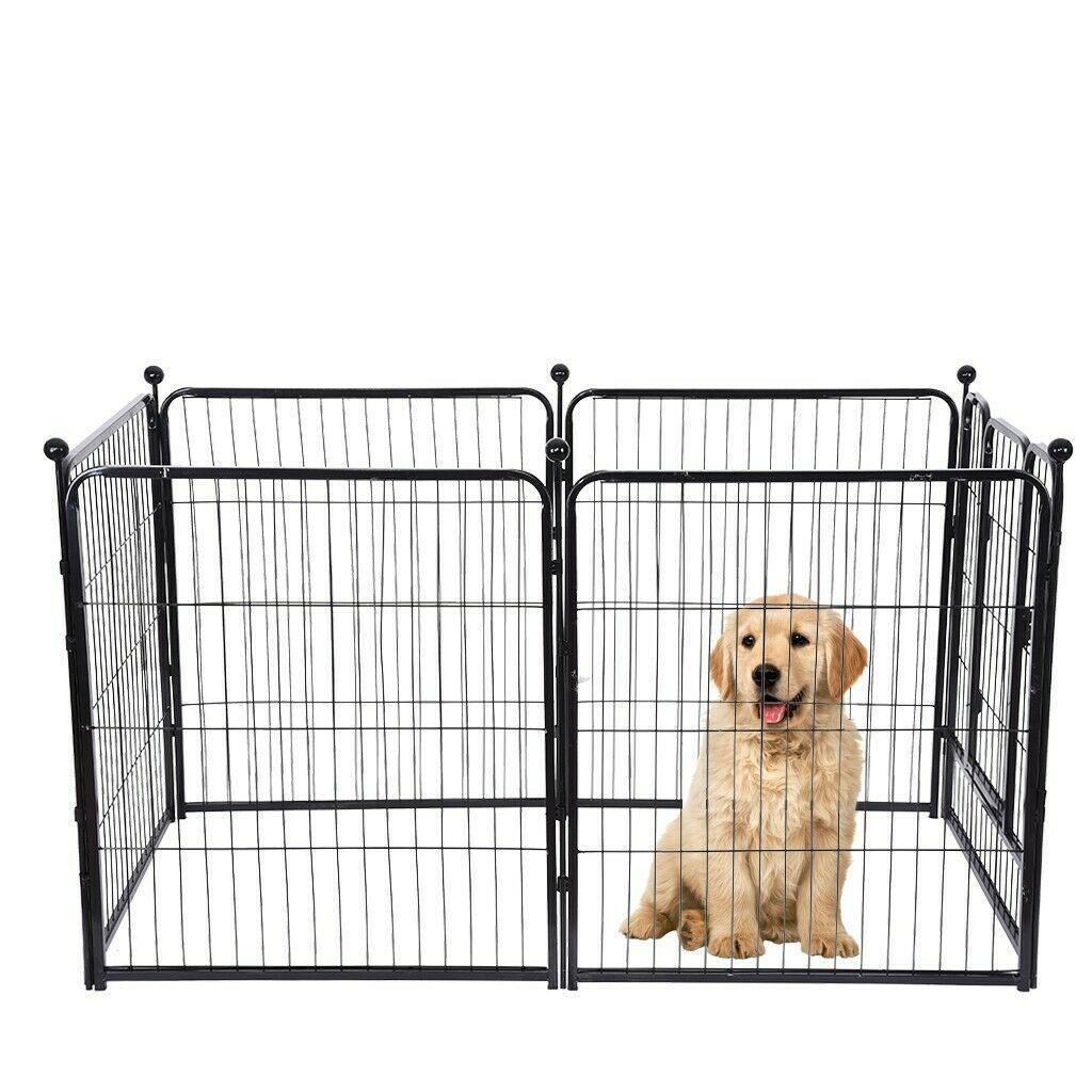 "Picture of Dog Pet Playpen Heavy Duty 31"""