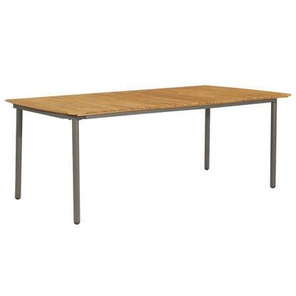 Picture of Outdoor Patio Table 78""