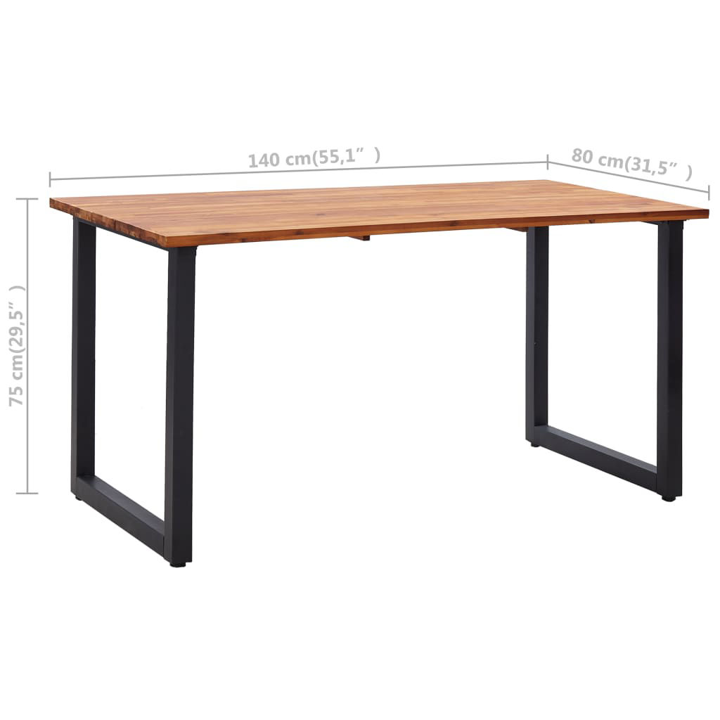 """Picture of Patio Table - 55"""""""