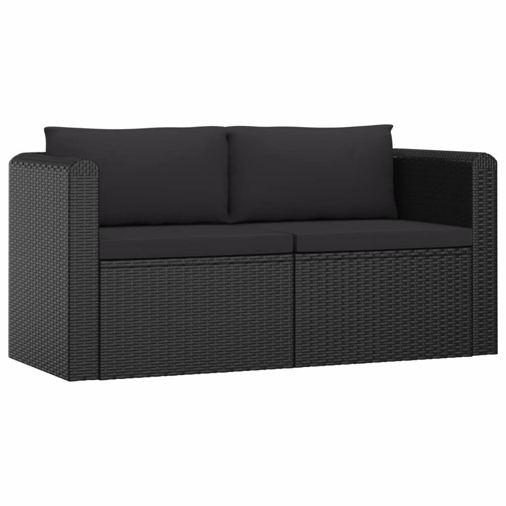 Picture of Outdoor Sofa - Black