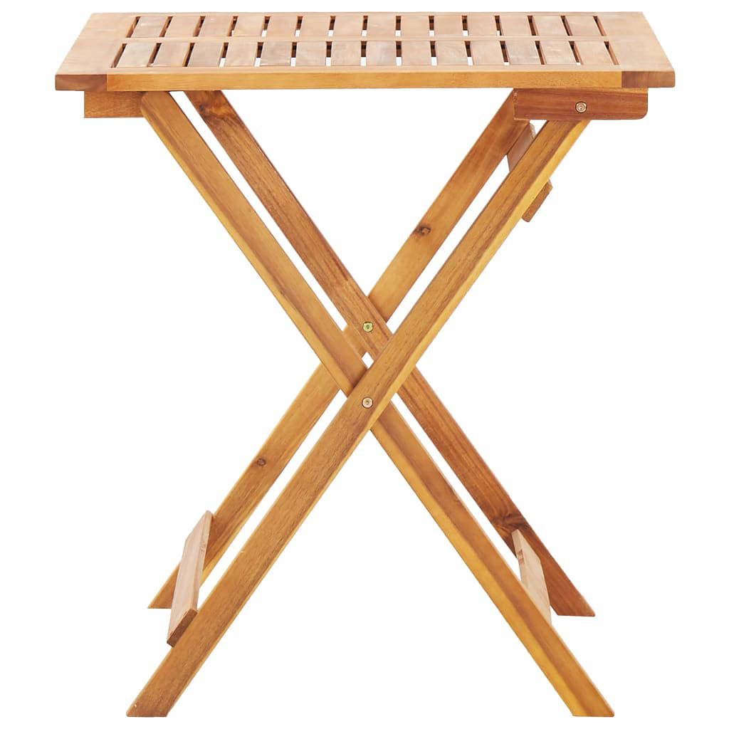 """Picture of Outdoor Folding Table 27"""""""