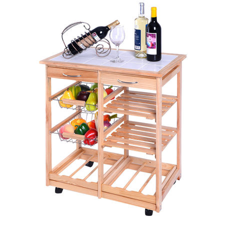 Picture for category KITCHEN CARTS AND RACKS