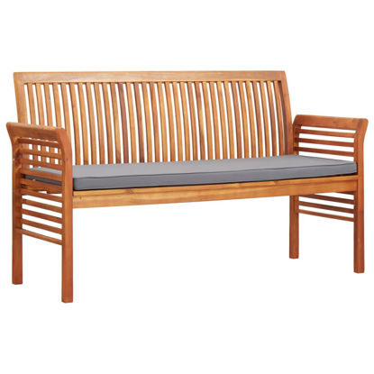 Picture of Outdoor Patio Bench 59""