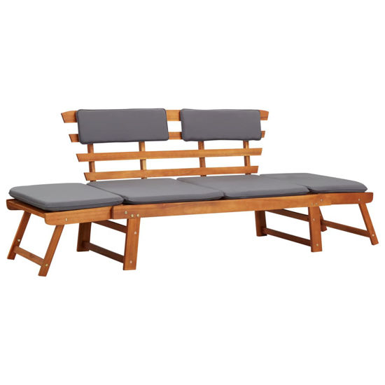 """Picture of Outdoor Daybed 74"""""""