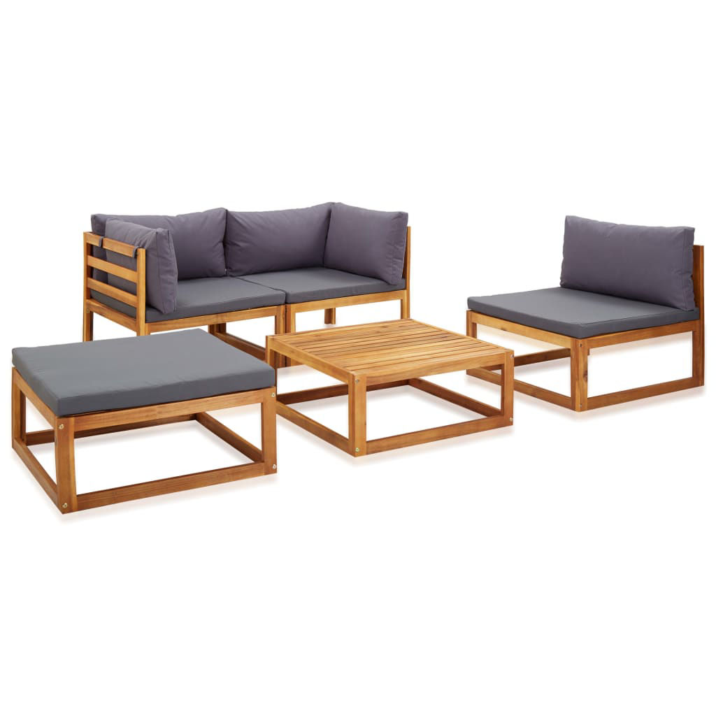 Picture of Outdoor Lounge Set - Dark Gray