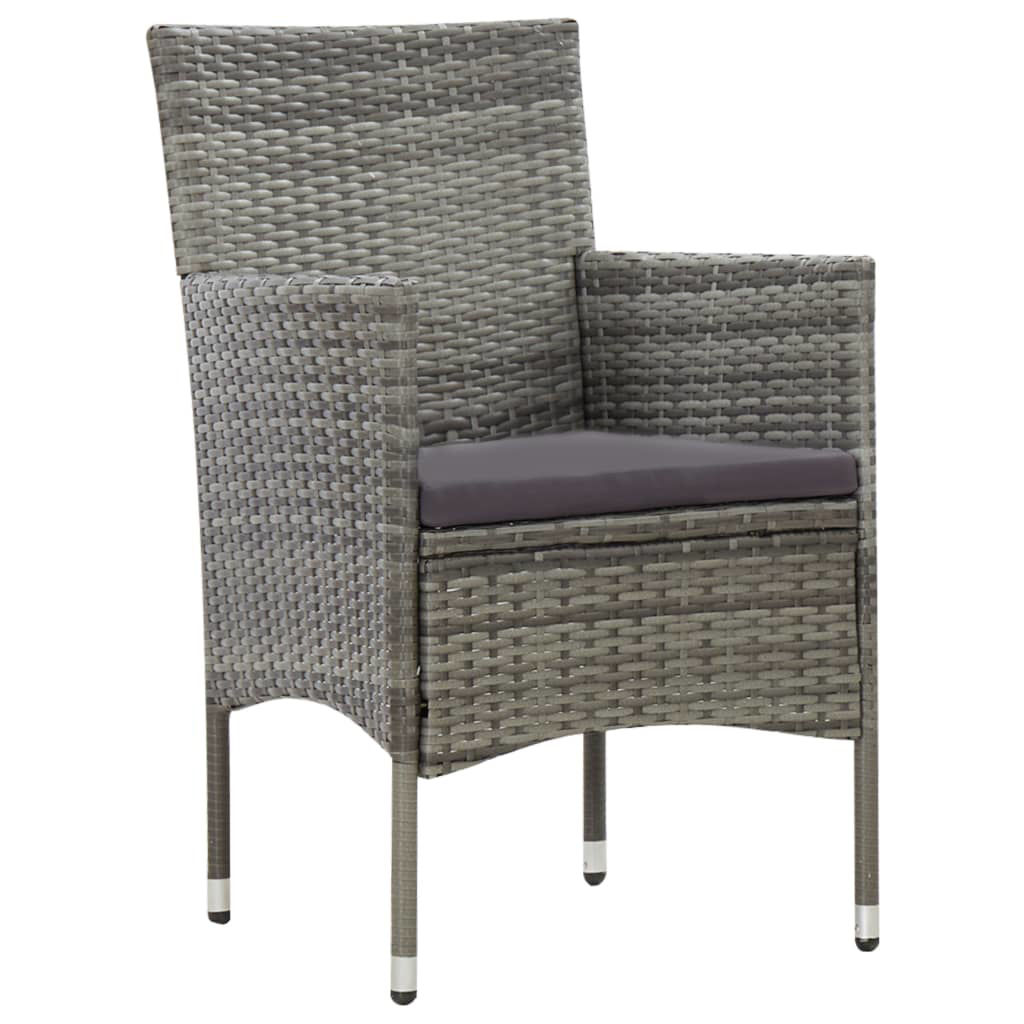 Picture of Outdoor Furniture Lounger Set - Gray