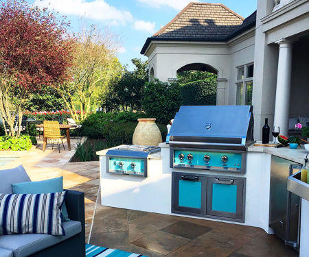 Picture for category OUTDOOR COOKING AND GRILLS