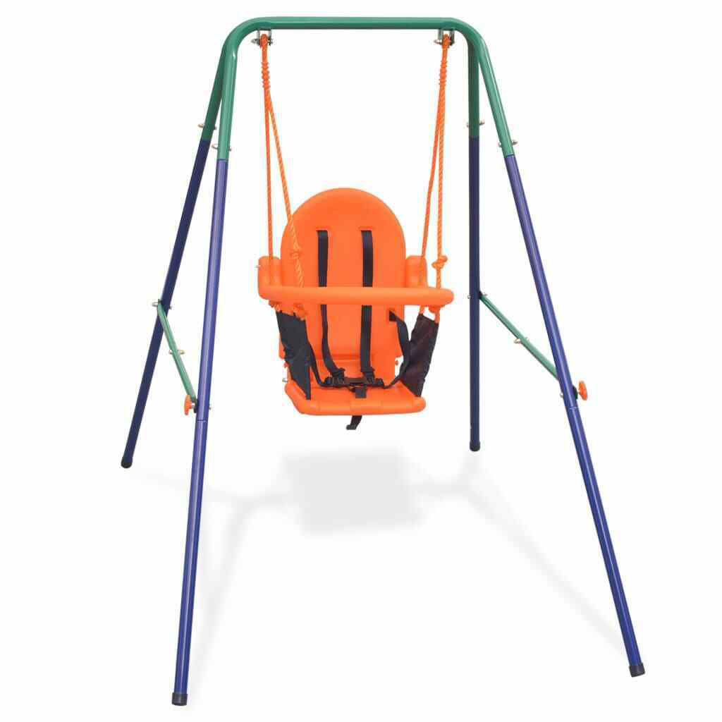 Picture of Outdoor Kid Swing Set