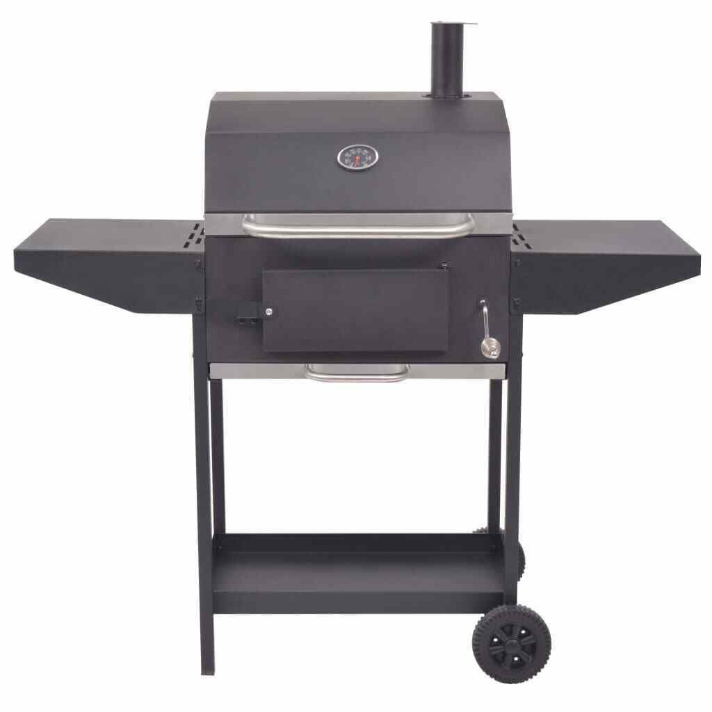 Picture of Outdoor BBQ Grill Charcoal Smoker