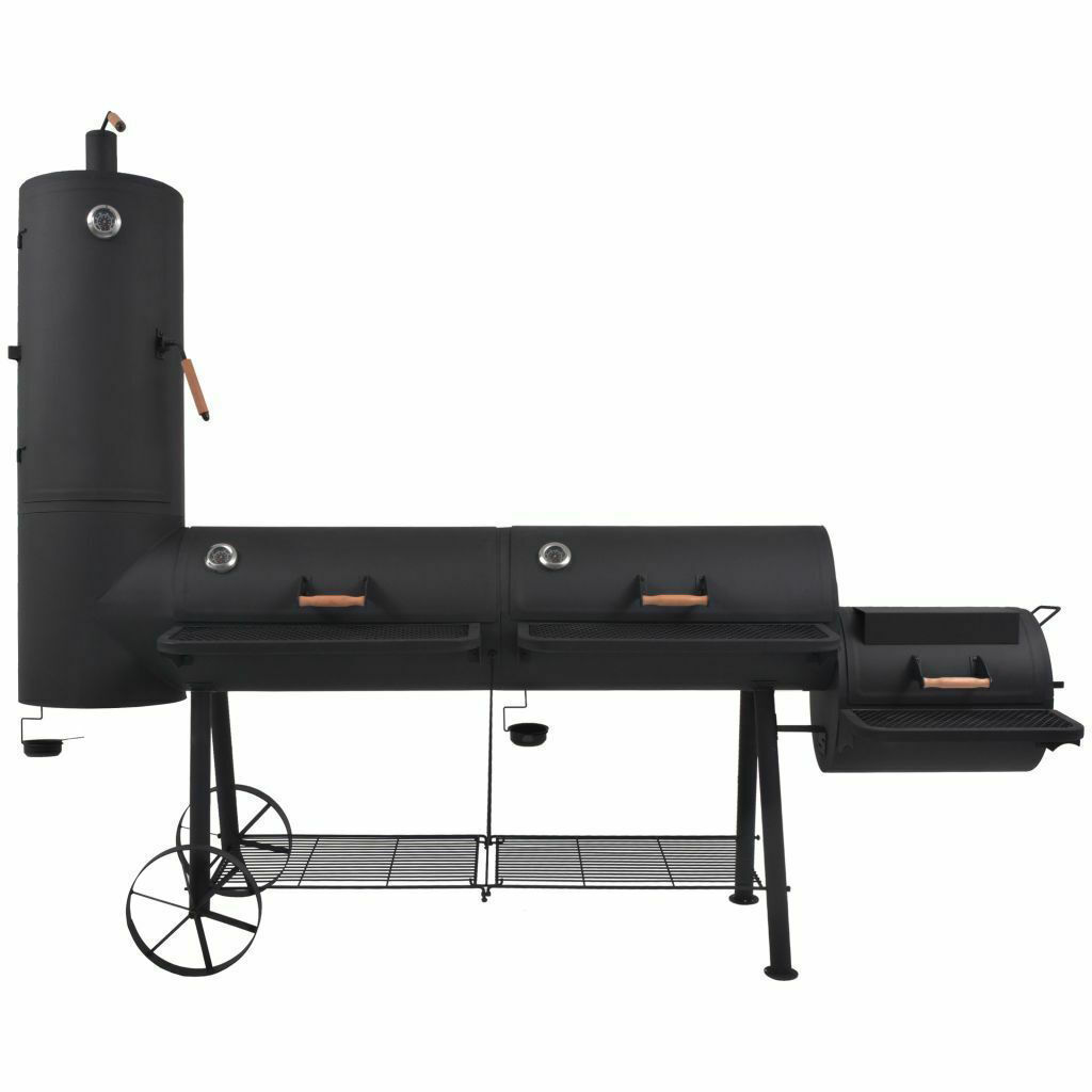 Picture of Outdoor Charcoal BBQ Grill Smoker
