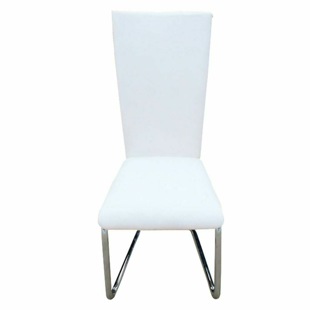 Picture of Kitchen Dining Chairs - White