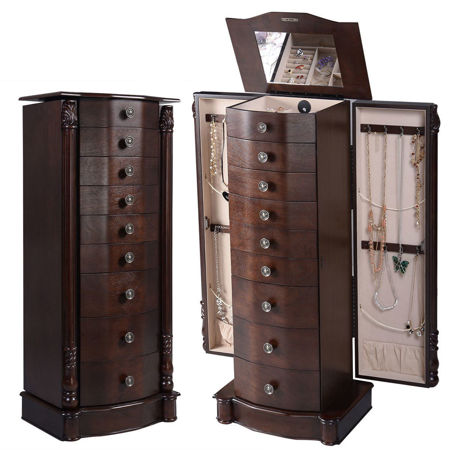Picture for category JEWELRY STORAGE BOXES AND ARMOIRE
