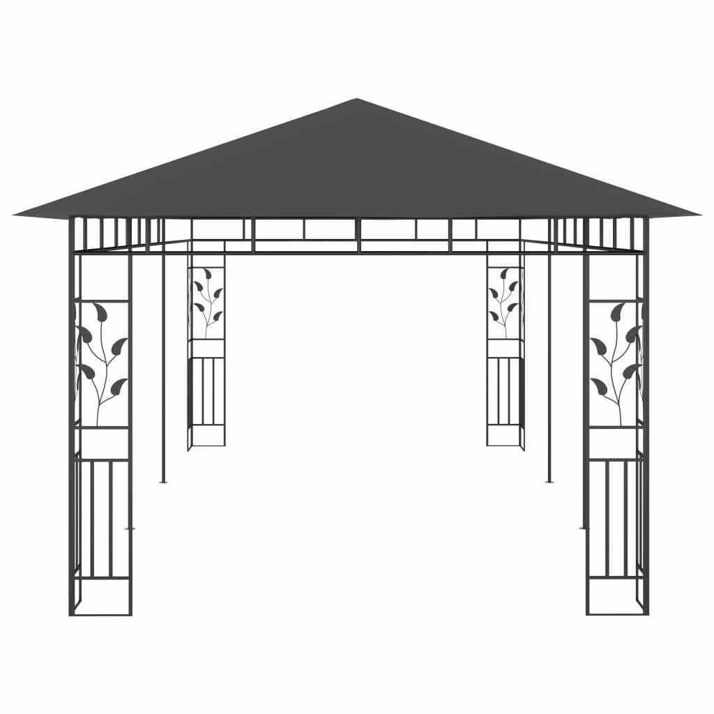 Picture of Outdoor Patio Gazebo with Mosquito Net