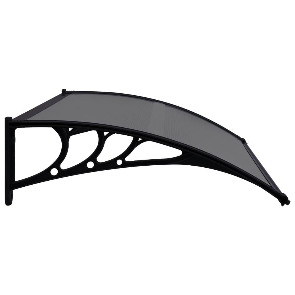 """Picture of Outdoor Door Canopy 47"""" - Black"""