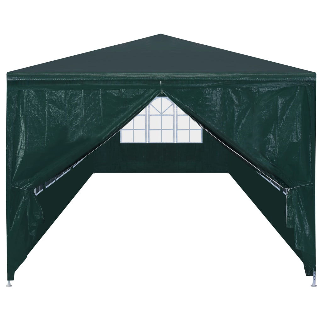 Picture of Outdoor Large Gazebo Tent 39' x 10' - Green