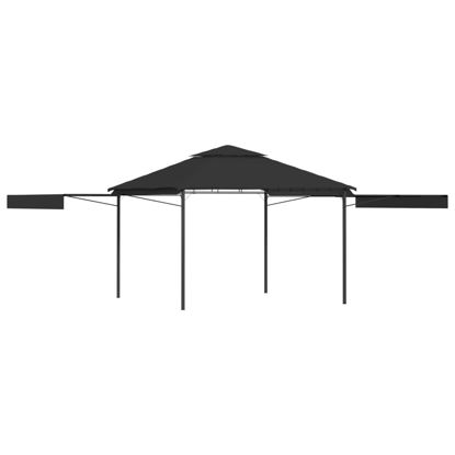Picture of Outdoor Gazebo 10' x 10' with Extended Roofs