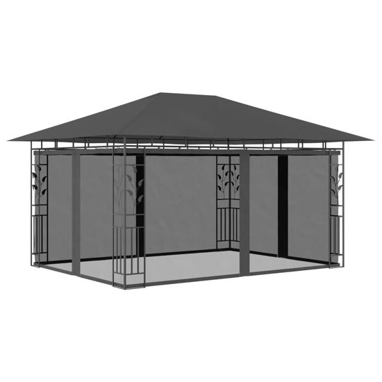 Picture of Outdoor Tent with Mosquito Net 13' x 10'