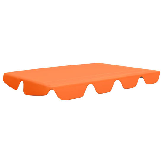 Picture of Outdoor Swing Top Replacement - Orange
