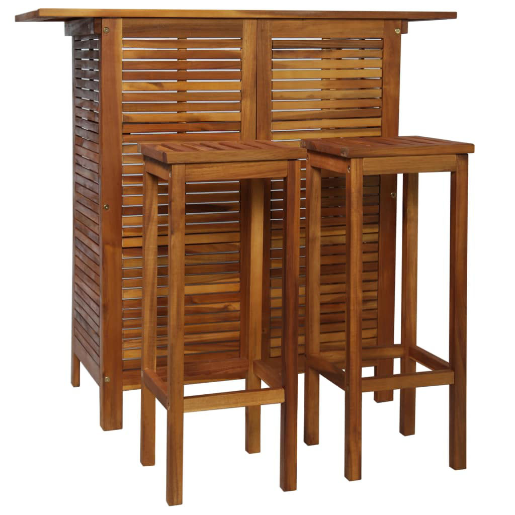Picture of Bar Table and Chairs