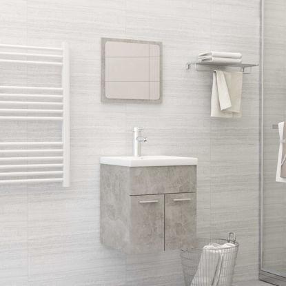 "Picture of 15"" Bathroom Furniture Set - Concrete Gray"