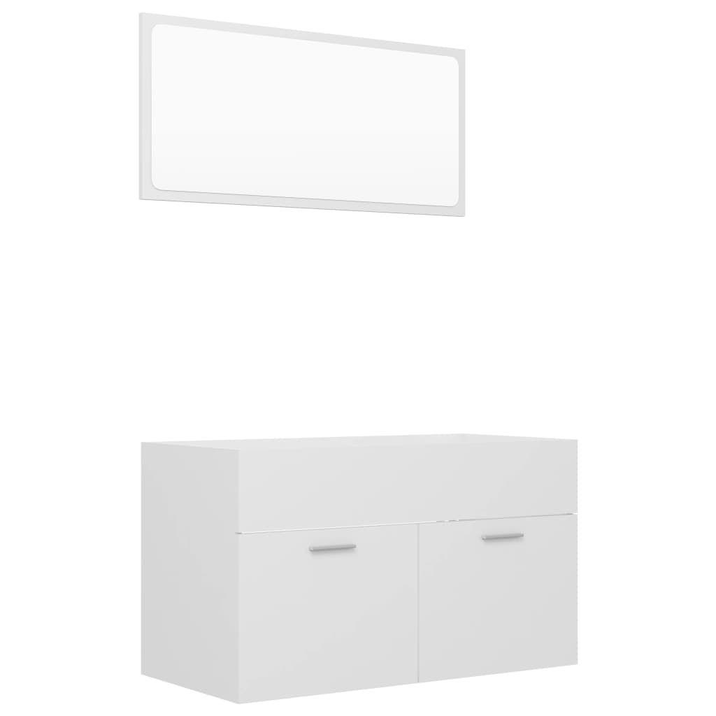 "Picture of 31"" Bathroom Furniture Set - White"