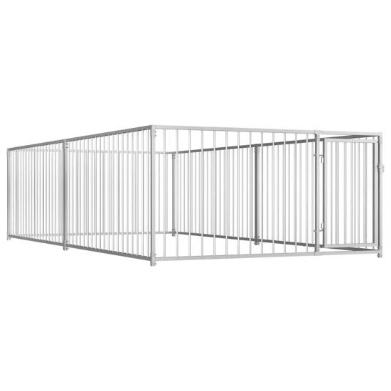 Picture of Outdoor Dog Kennel 6.5'